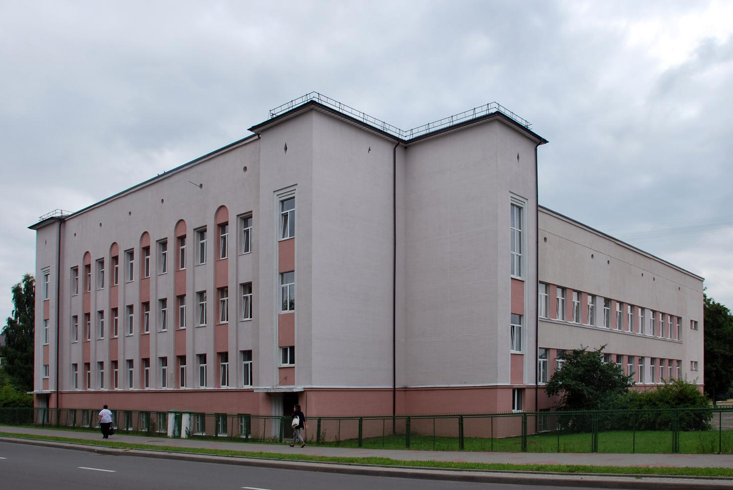 budyne Gimnazjum LIDA